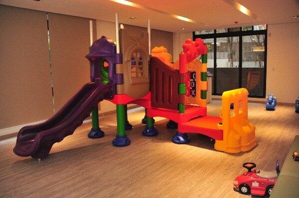 中和青年住宅開放申請,公設包含兒童遊戲室(圖/新北市城鄉發展局提供)