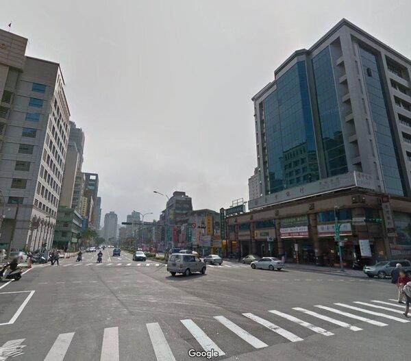 過年交通將會大打結 ,2預警路段包括羅斯福路(和平西路至景中街)等道路。(翻攝自google map)