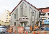 百年教會土壤液化 彰縣溪湖教會梁柱「震」陷