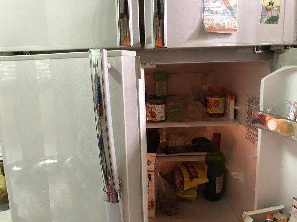 公用冰箱食物常不見,這種室友最討厭。(好房網News記者蔡孟穎/攝影)