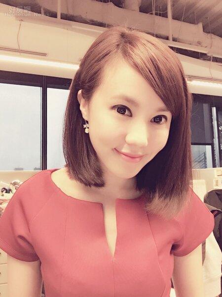 1.三立主播王偊菁外型亮眼,播報專業深受觀眾肯定。