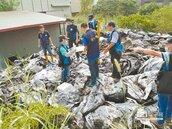 違法堆置廢棄物 土庫鎮代吳讚樓父子收押