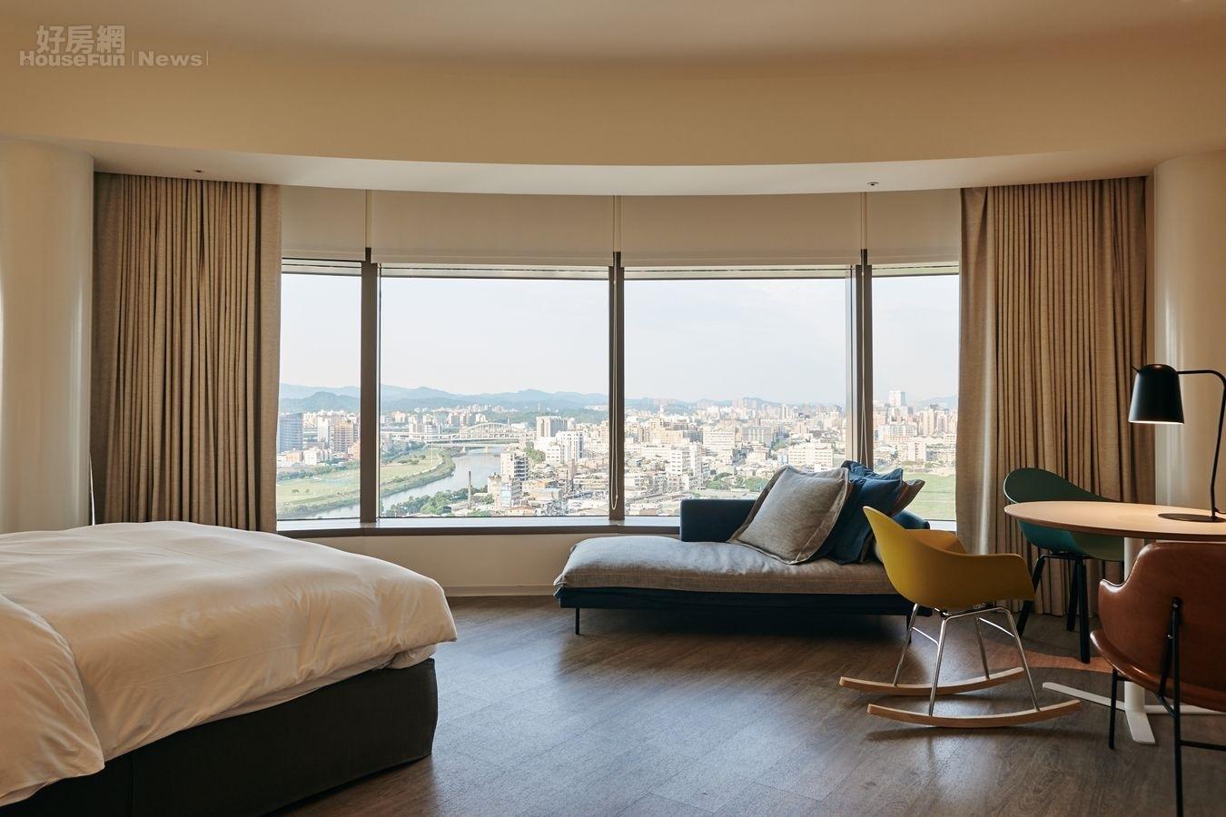 360度空中旅店 開闊景觀不設限