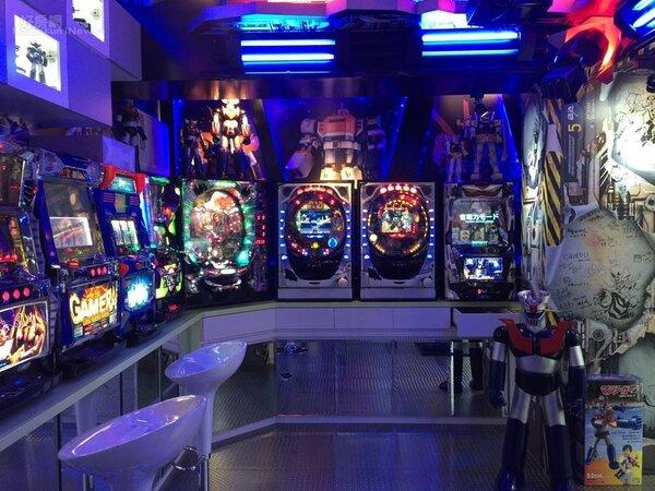 6.日本玩具機台有柏青哥鋼珠台及拉霸機,主題式的鋼珠台包括星際大戰、北斗神拳、福音戰士、鋼彈等。