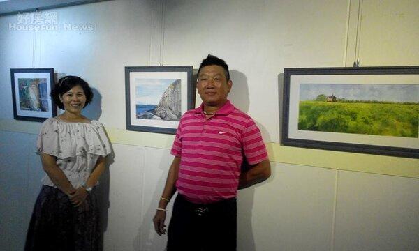 1.前中華木蘭女足總教練張明賢與吳淑丸,在林口地區成家並買房。
