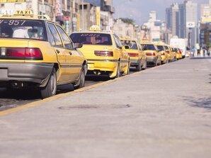 計程車不只黃色 北市擬下月上路