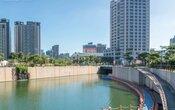 新北市 新莊區/中港大排生活圈 親水廊道 綠意環繞
