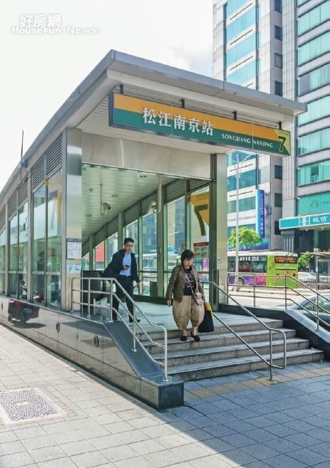 台北市 中山區/華航特區生活圈 金融重鎮 豪宅聚落