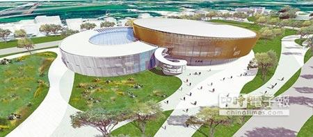 瑞助營造積極推動環保綠能工法,在花博展館徹底實現。圖/黃繡鳳