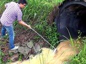 直潭水質超標13倍 環保局向台北自來水開鉔重罰
