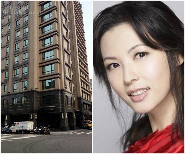 7.藝人陳孝萱曾是演藝圈的氣質美女。 8.長安東路上的「長玉」外觀新穎。