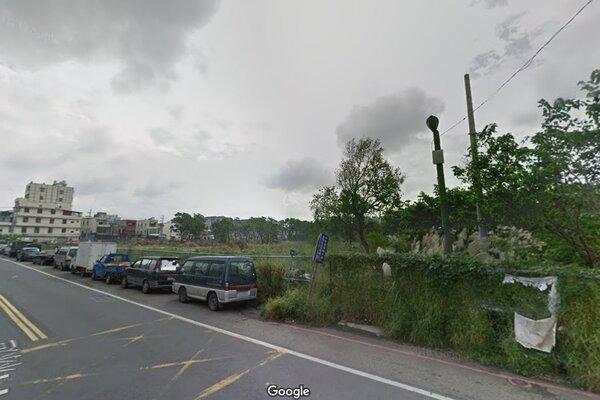 中壢區中山東路四段的「中壢一號社會住宅」,預計要興建至少一千戶社會住宅,將成為全國單一基地規模最大、戶數最多社會住宅案。圖/Google Map