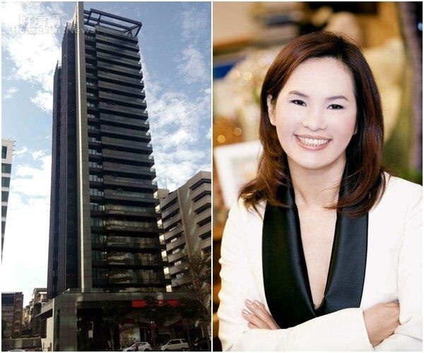 6.媚登峰創辦人莊雅清是企業界女強人。 7.「松江1號院」坐落在松江路上。