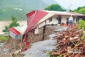 家,沒了!洪水沖毀20戶民宅