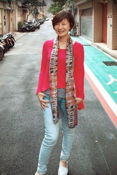 鄒淑霞舉家搬至桃園青埔已經3年了。(鄒淑霞提供)