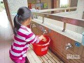 南市抗旱 學生當「省長」日省4公升水