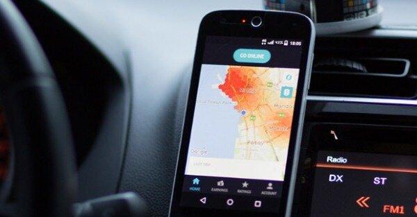 Uber(圖/翻攝自官網Uber)