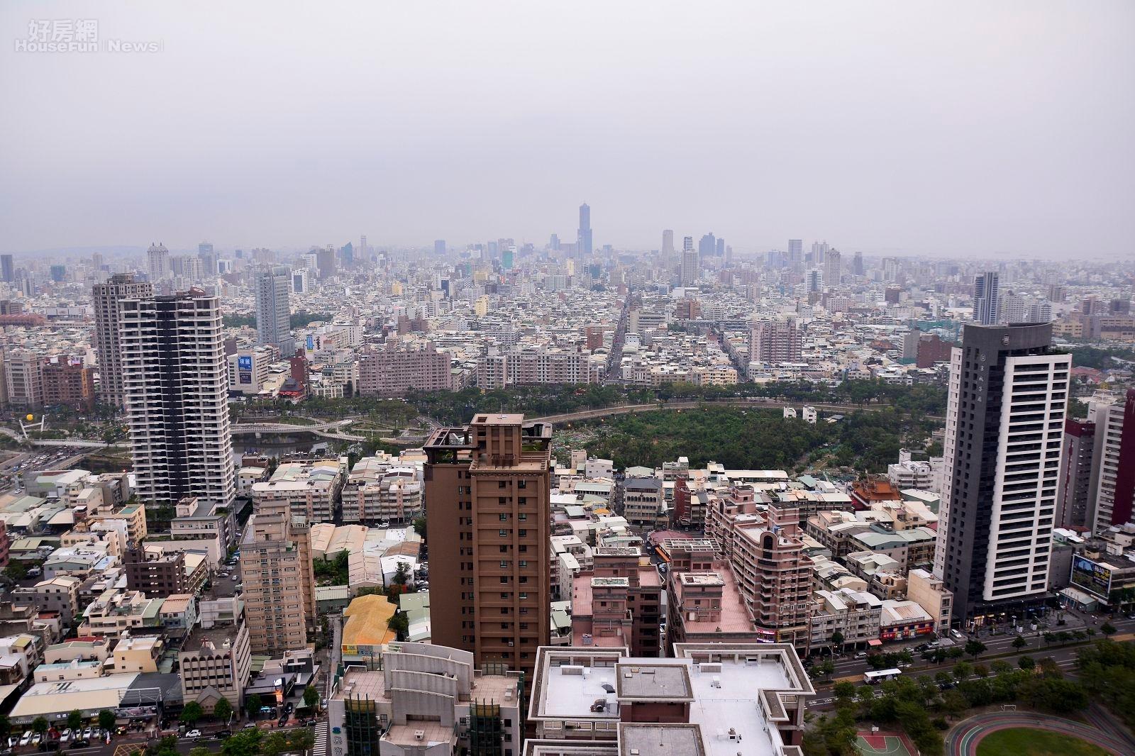 高雄市郊仁武區的居住人口7年來增加了1.2萬人(示意圖/好房網News記者陳韋帆)