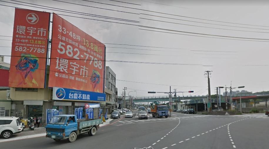 竹東(翻攝自Google Map)