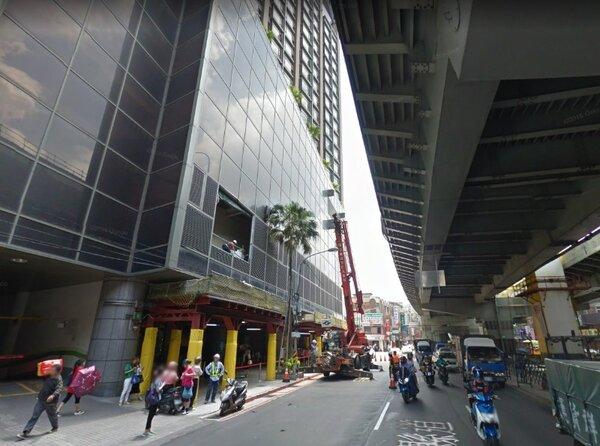 台北捷運景安站聯合開發大樓(圖/翻攝自google map)