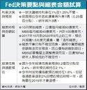Fed鷹式決策 下月啟動縮表
