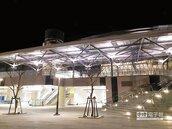火車站南廣場 讓基隆變美了