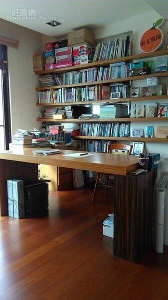 10.書房兼工作間。