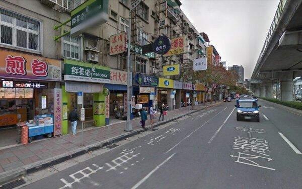 台北市內湖區內湖路一段(圖/翻攝自google map)