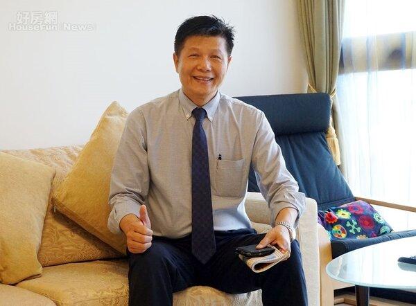 1.福利汽車董事長林茂樹27歲購入人生第一間房,靠著精準眼光百戰百勝。