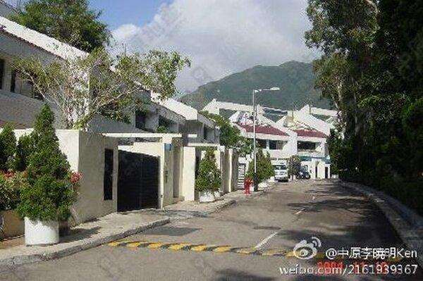 在1986年落成啟用「文禮苑」,住過不少香港知名人士。(翻攝自中原李曉明Ken微博)