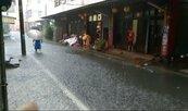 屏南工業區大淹水 多家工廠停工