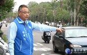 竹市光復路汽機車爭道 議員盼增設車道