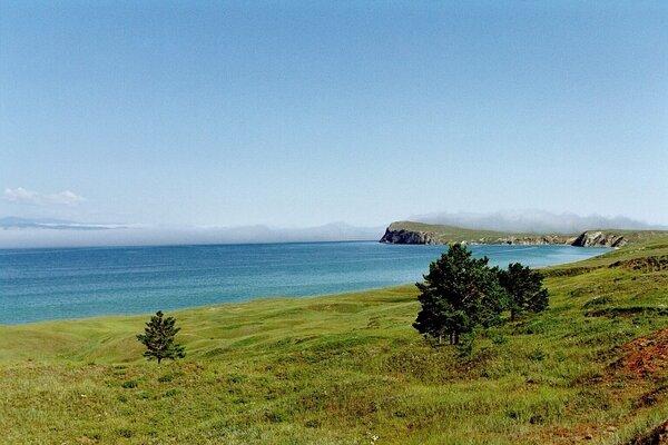 俄羅斯貝加爾湖(圖/維基百科)