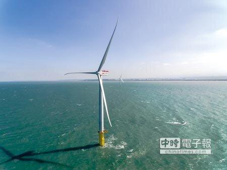 離岸風電。圖/本報資料照片