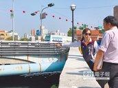 安平運河觀光遊船 民代促改善