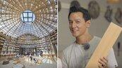 吳彥祖之手打造!蒙古包圖書館入圍建築大獎