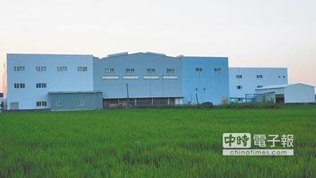 去年520後彰化縣內新建的8家農地違章工廠,被中央列入首波排拆黑名單。(謝瓊雲攝)