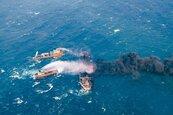 滬油汙危機 重擊東海漁業