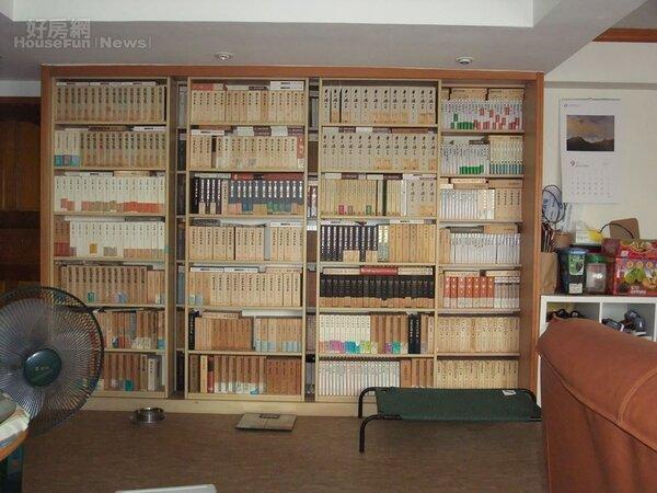 7.收藏多位日本作家整套全集。