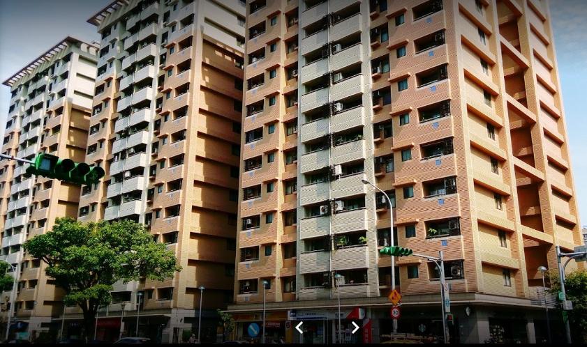 軍宅 復華新城 萬華( Google Map)