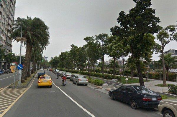 中都重劃區通車 周邊房價看漲(圖/翻攝google map)