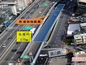 捷運環狀線需求 台線中和一匝道明年拆除