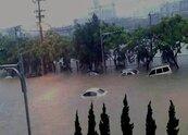 桃林鐵路設雨水下水道 完工防淹水