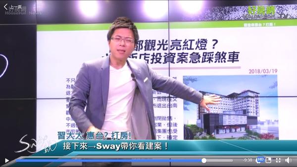 Sway說(好房網TV)