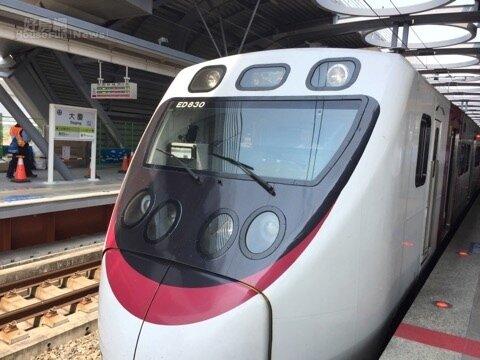 台中捷運。圖/蔡孟穎攝影