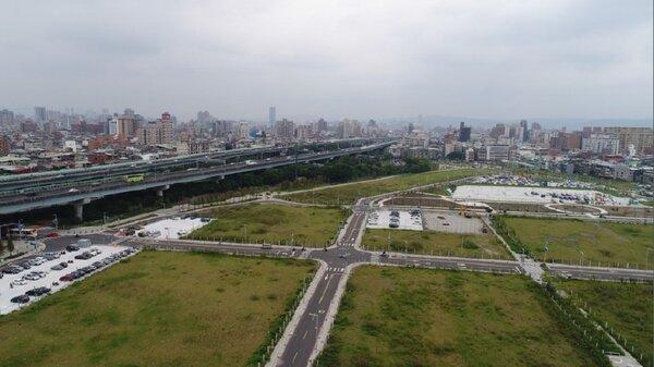 新北市三重仁義段重劃區已有超過10家建商卡位(圖/東森建設提供)