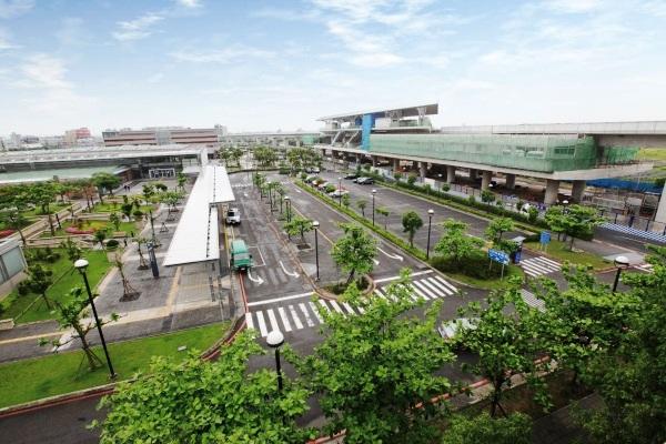 桃園高鐵區開發、機場捷運及航空城計劃是未來桃園重大建設。(圖/資料中心)