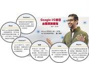 Google大會 AI火力全開