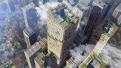 抗震又防火?全球最高木造摩天大樓在東京 2041年落成