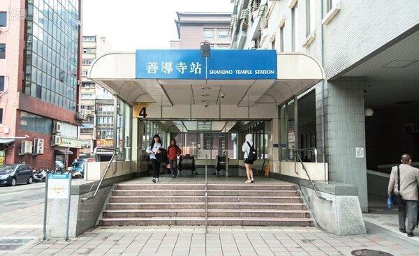 台北市 中正區/隱富巷弄綠蔭幽靜 仁愛杭州生活圈